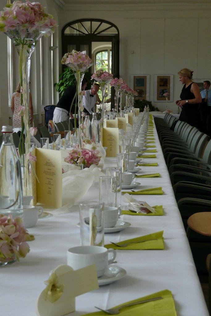 Hochzeit florale raumgestaltung gundula m ller for Raumgestaltung hochzeit